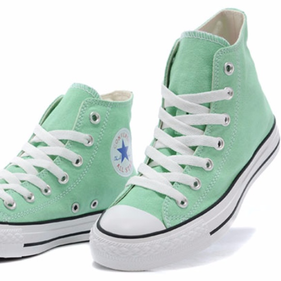 35ecef138070 Converse Chuck Taylor All Star Hi Top Beach Glass